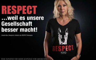 Respect – Initiative mit klarem Standpunkt